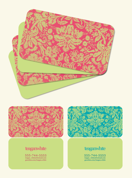 30 Clever Double Sided Business Cards Examples ColorLava
