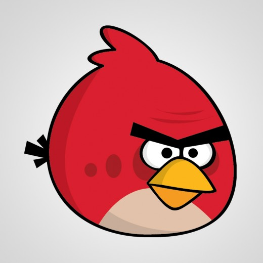 How To Create Angry Birds Characters In Adobe Illustrator