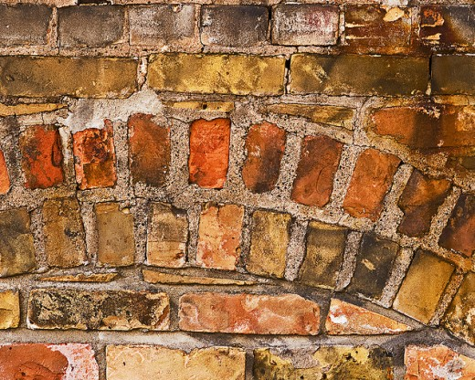 Arched Brick Texture