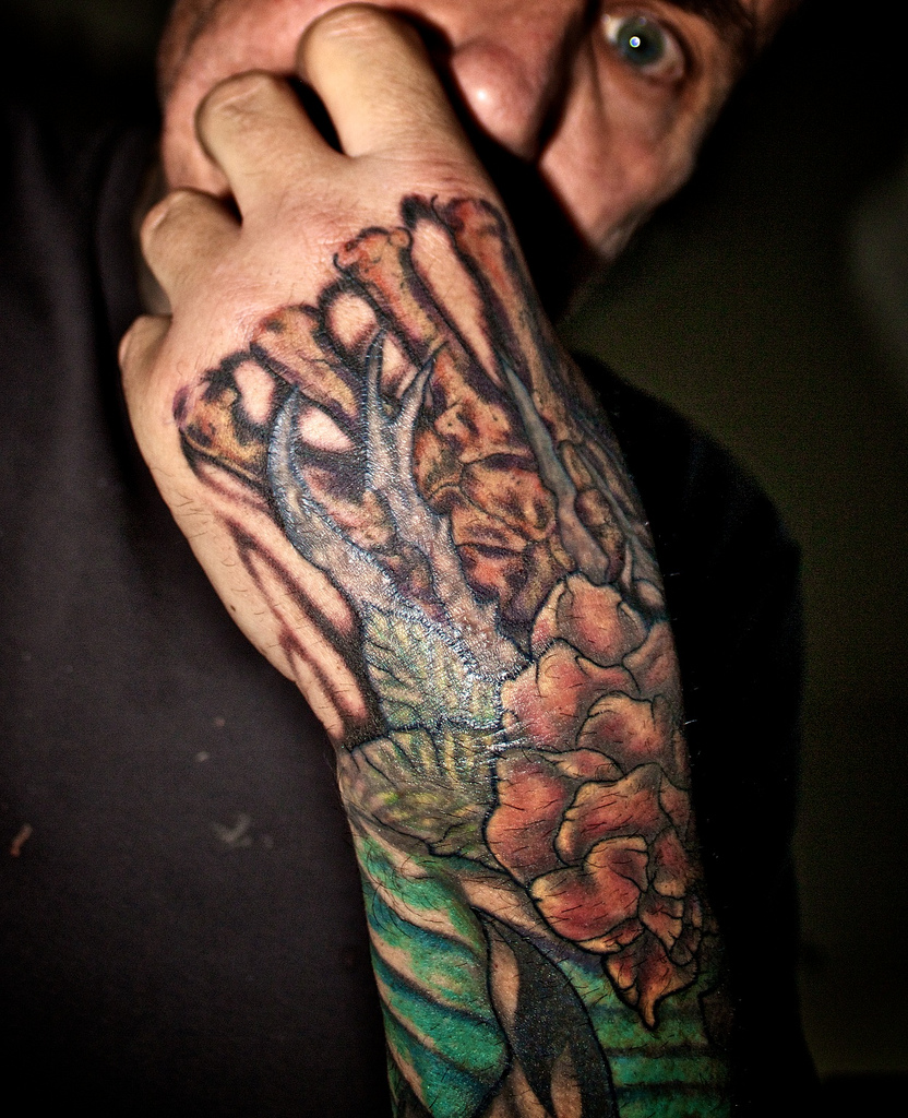 Tattoo Designs Name On Hand: 30 Mind Blowing Hand Tattoo Designs