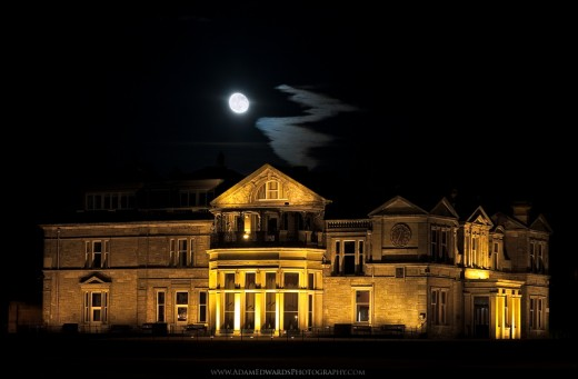Night at the Old Course