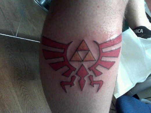 Hyrule Royal Family Crest