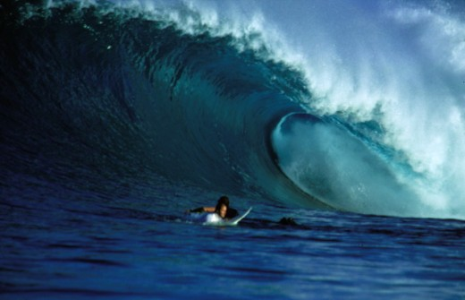 Sumatran Waves 3
