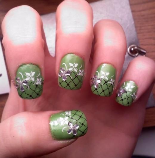 30 Awesome Nail Polish Designs Colorlava