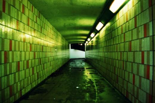 Colchester - Underground