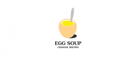 Egg soup - Chinese bistro