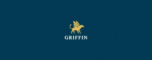Griffin logo design