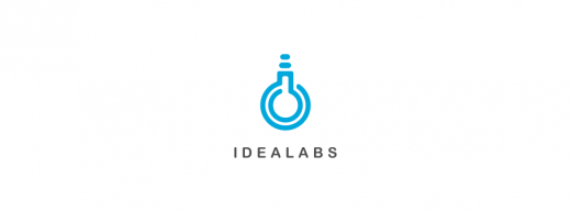 Idealabs web development logo design