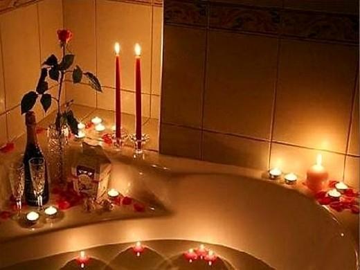 Night of romance