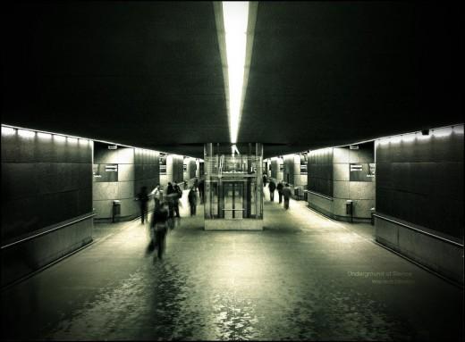 Underground of Silence