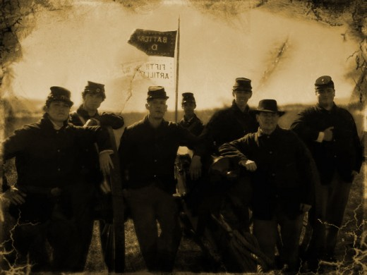 Valley Thunder The Civil War