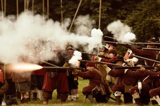 civil war enactment 2