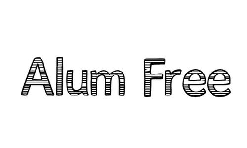 AlumFreePromotional