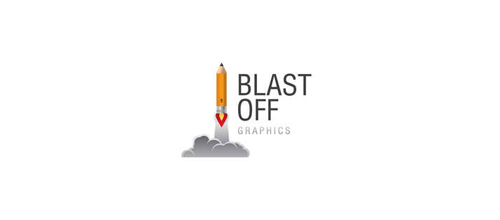 Blast Off – Logo
