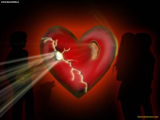 Broken Heart Wallpaper