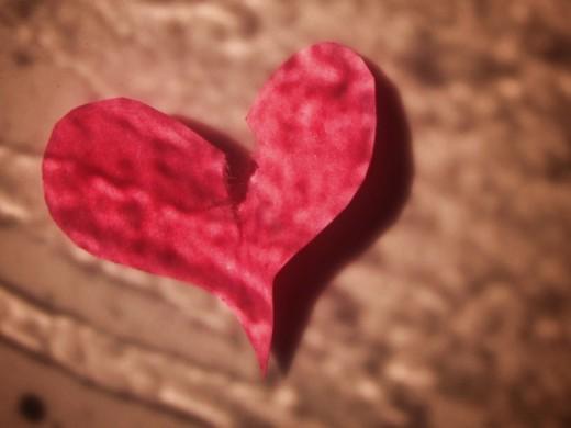 Broken Heart Wallpaper for Laptop
