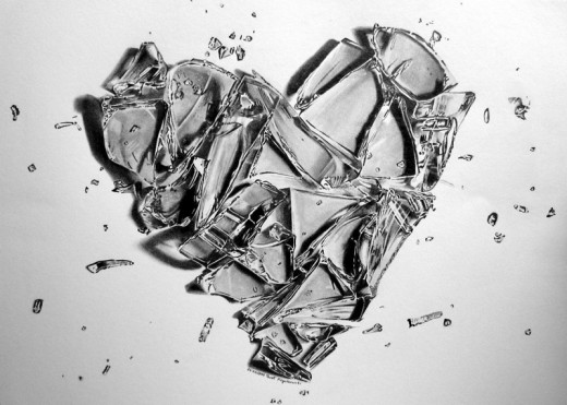 Broken Heart by PEPEi