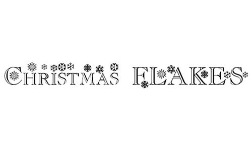 Christmas Flakes