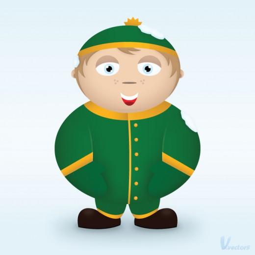 Create A Chubby Kid Character Part II
