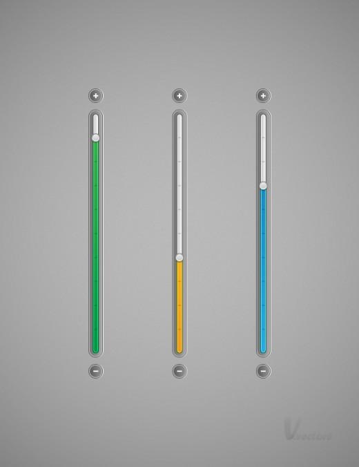 Create a Modern Volume Bar with Adobe Illustrator