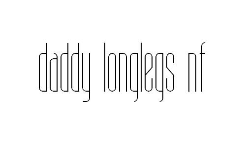 Daddy Longlegs NF