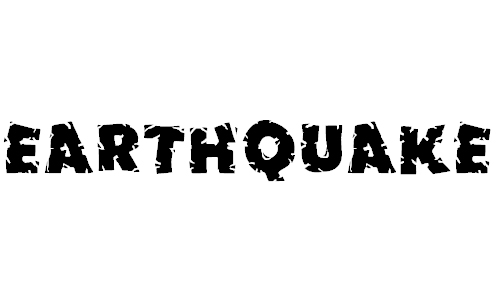 Earthquake MF