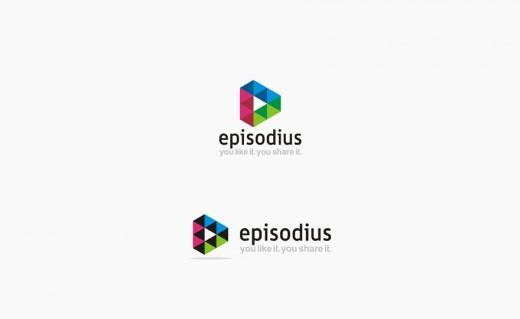 Episodius logo design