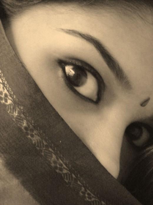 Eyes by Mirasha