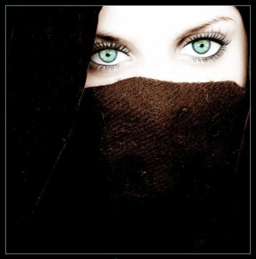 Eyes by Soumiita