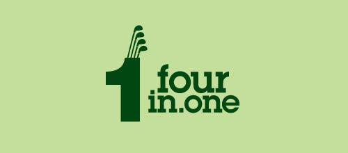 Four In One Golf Club Systems