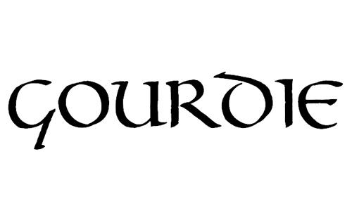 Gourdie Uncial - Celtic Font Styles