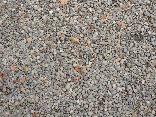 Gravel Drive Texture