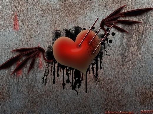 Broken heart images wallpaper hd