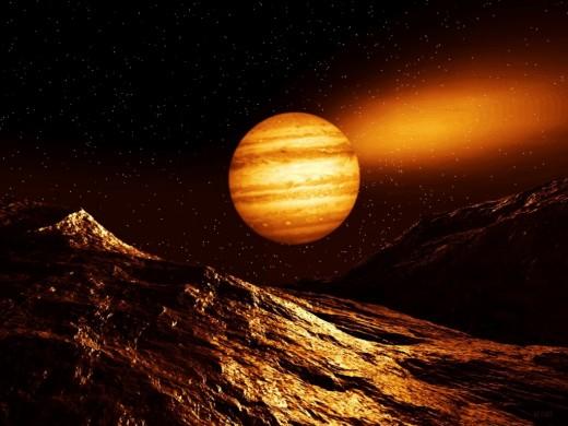 Jupiter Glow