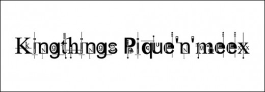 Kingthings Pique'n'meex