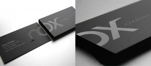 Nox Creative Calling Card