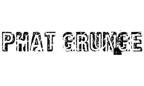Phat Grunge Bold
