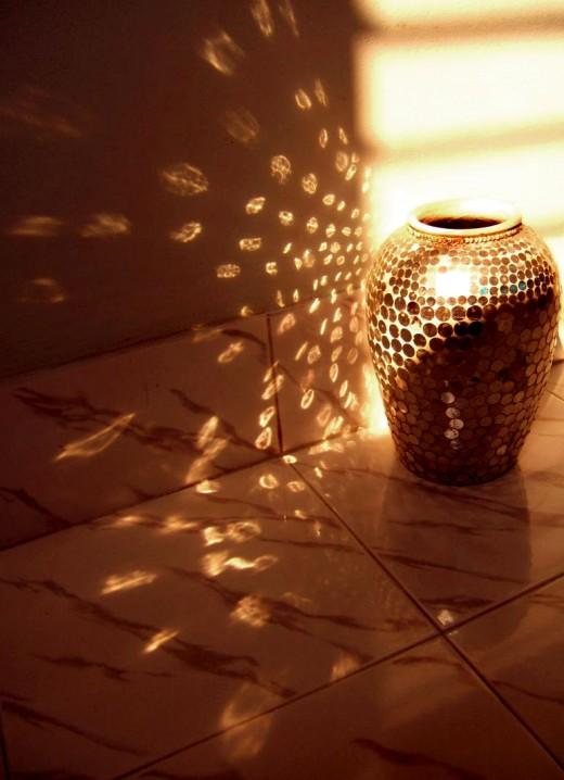 Reflection of Sunlight