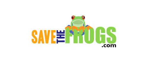 Save the Frogs com Logo(concept)