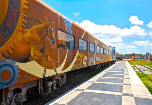 The Train by Jackfreak1994