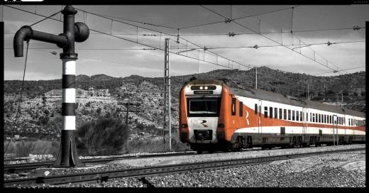 Train by Deinhard