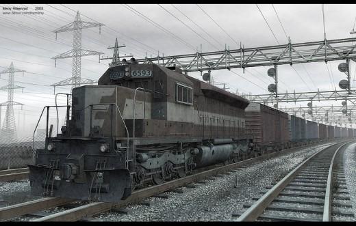 Train by Themeny