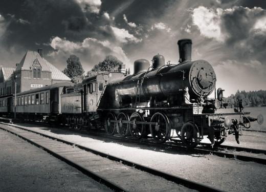 Veteran train