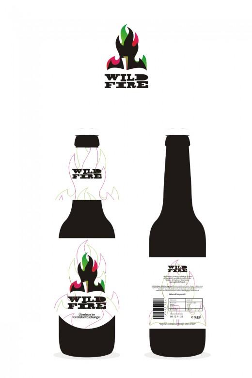 Wild Fire logo redesign
