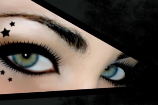 throught her eyes