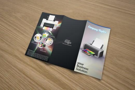 3 Fold Product Brochure
