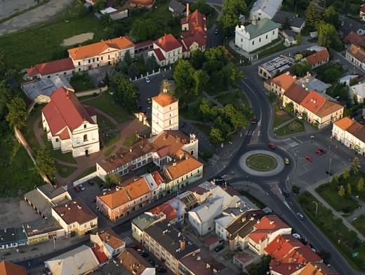 Aerialphoto - Lezajsk 2