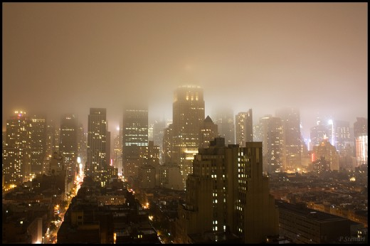 Big Apple Fog