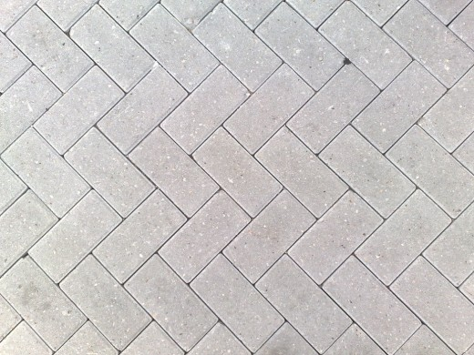 Brick Road 1 Texture
