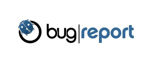 Bug Report Logo Design